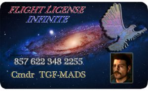 Flight License Mads