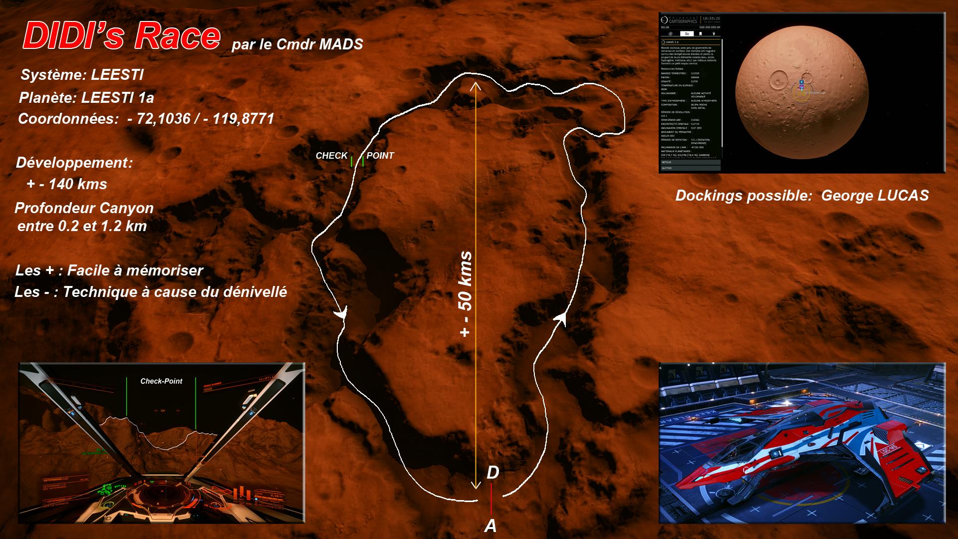 DIDI's Race