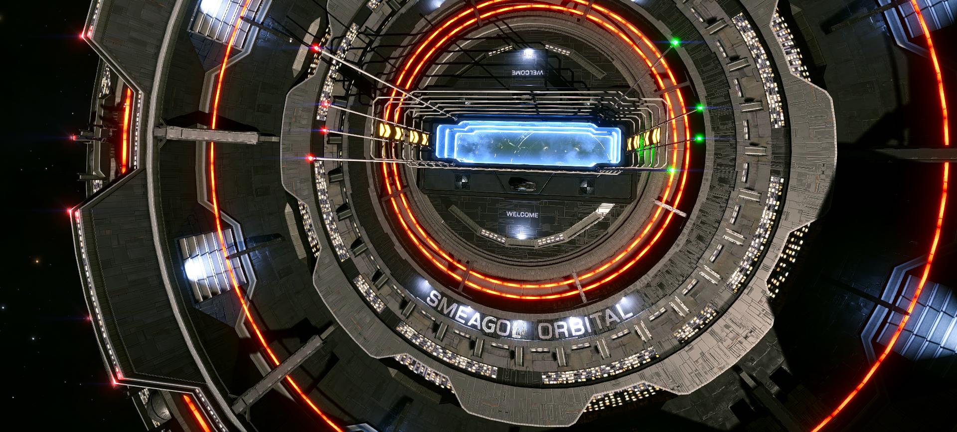 SMEAGOL Orbital