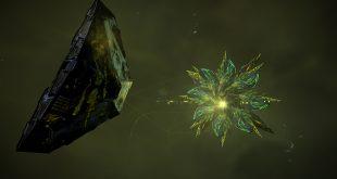 """L'espace. La dernière frontière. Voici le voyage du vaisseau """"Gnosis"""". Oh. Ou pas."""