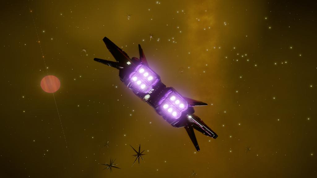 2MASS J18182881-1649403, et un peu de jaune et violet