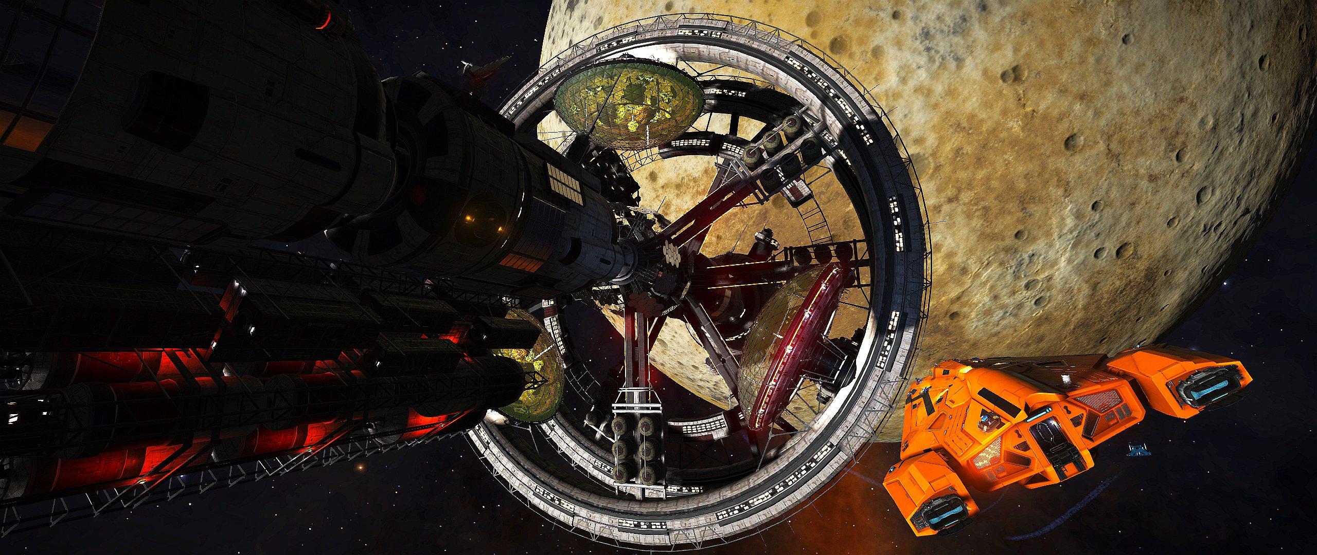 La présence de méga-vaisseaux n'aura pas empêché la victoire de la Flotte Impériale