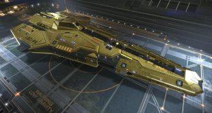 Un nouveau vaisseau dans la flotte Serpentar : Excalibur